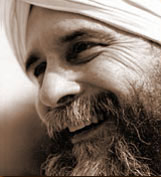 Siri Gian Singh Khalsa of the Reichinan Institute in Mendocino, California