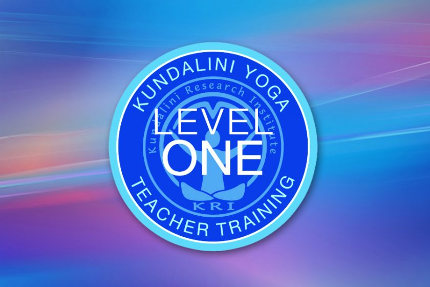 Kundalini Yoga Level 1 Teacher Training