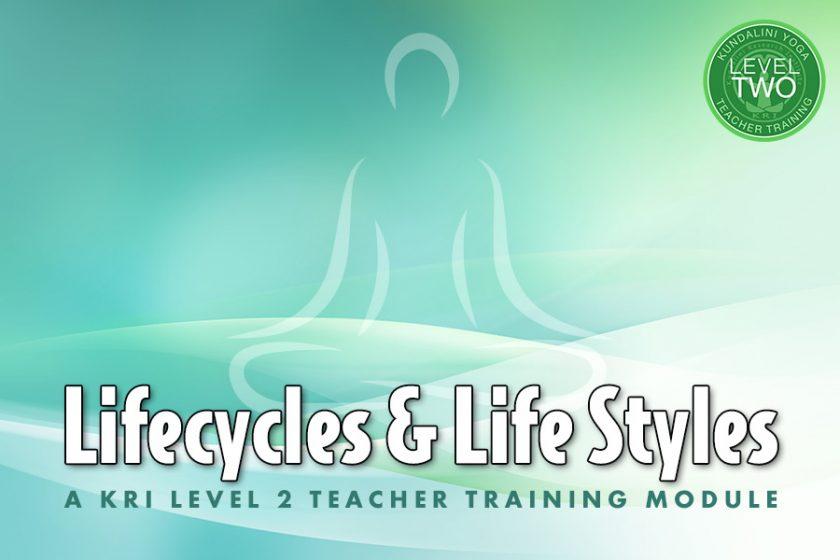 Lifecycles & Lifestyles